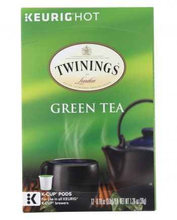 Twining's Tea Green Tea - Case of 6 - 12 Count