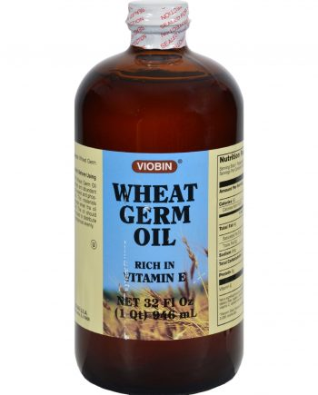 Viobin Wheat Germ Oil Liquid - 32 fl oz