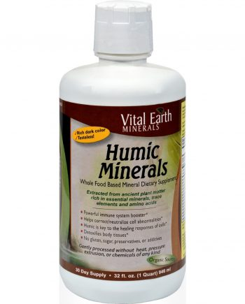 Vital Earth Minerals Humic Minerals - 32 fl oz