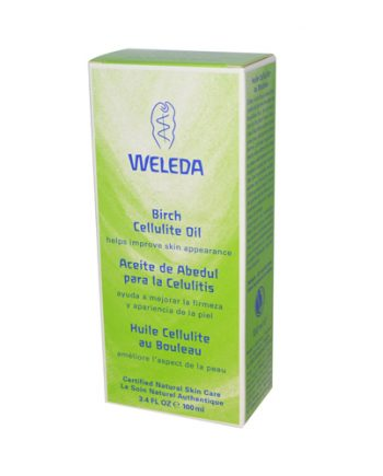 Weleda Birch Cellulite Oil - 3.4 fl oz
