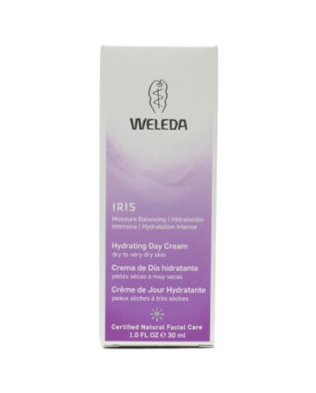 Weleda Day Cream - Hydrating Iris - 1 fl oz