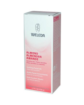 Weleda Facial Oil Almond - 1.7 fl oz