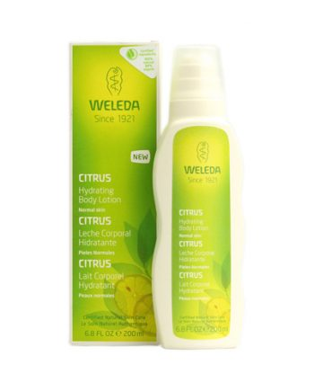 Weleda Hydrating Body Lotion Citrus - 6.8 fl oz