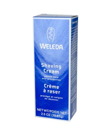 Weleda Shaving Cream - 2.5 oz