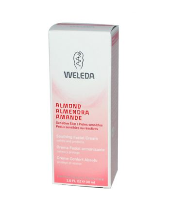 Weleda Soothing Facial Cream Almond - 1 fl oz