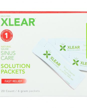 Xlear Sinus Care Refill Packets - Case of 1