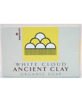 Zion Health Clay Bar Soap - White Cloud - 6 oz