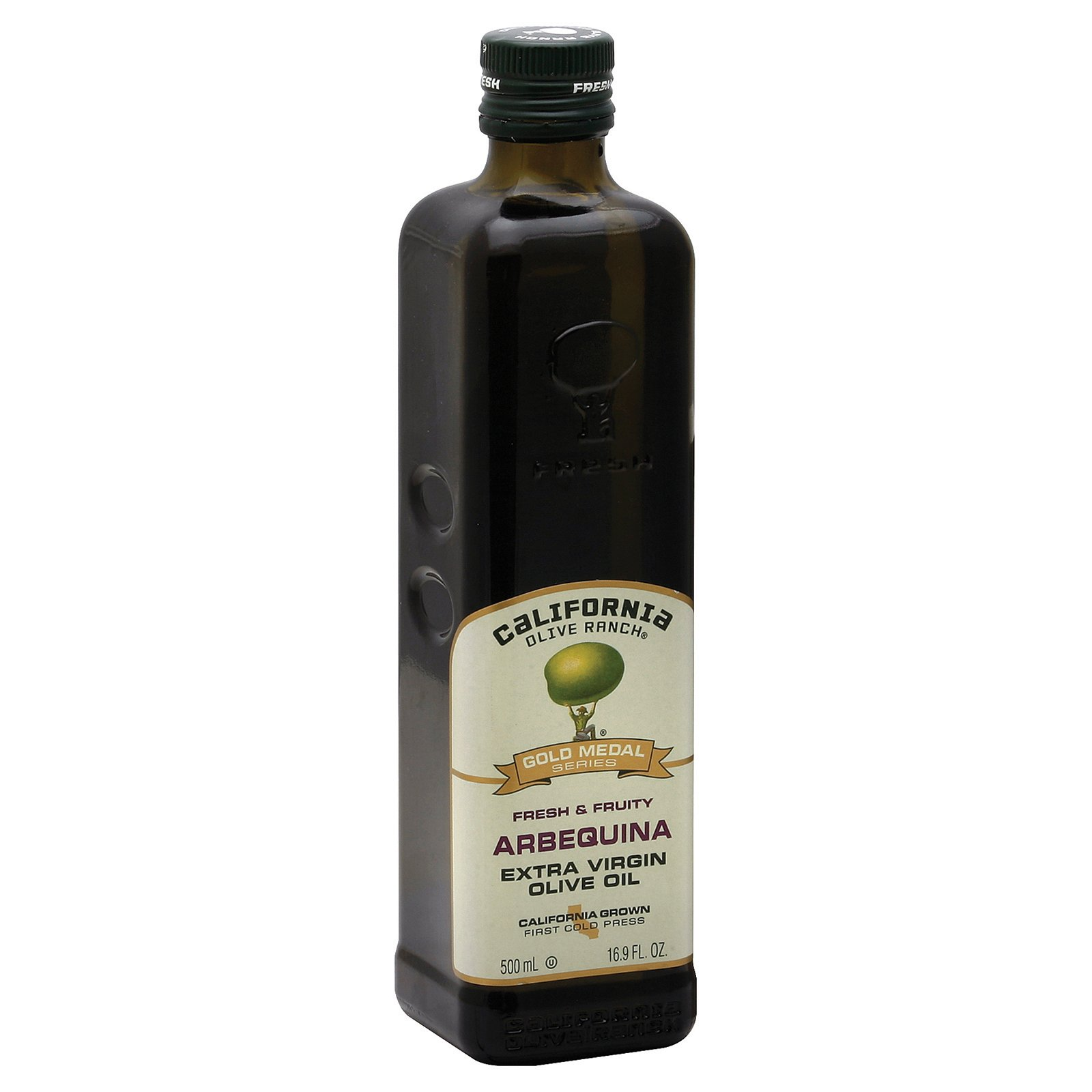 California olive ranch arbequina case of 6 16 9 fl oz for Olive arbequina care