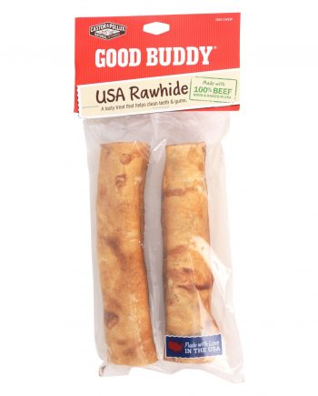 Castor and Pollux Good Budd Rawhide Stick - Chicken - Case of 6