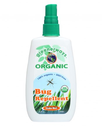 Greener ways Organic Insect Repellent - 4 Fl oz.