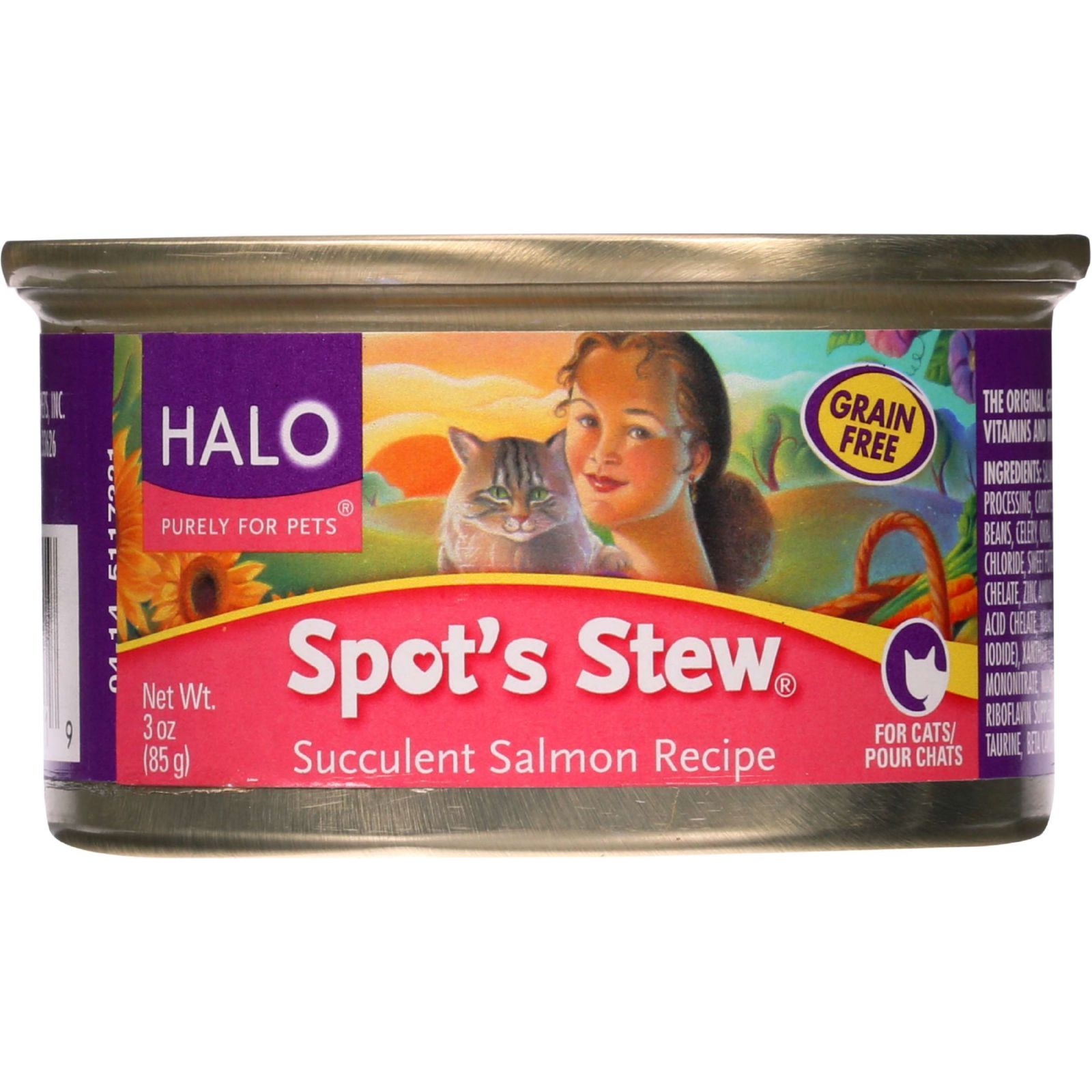 Halo Salmon Dog Food