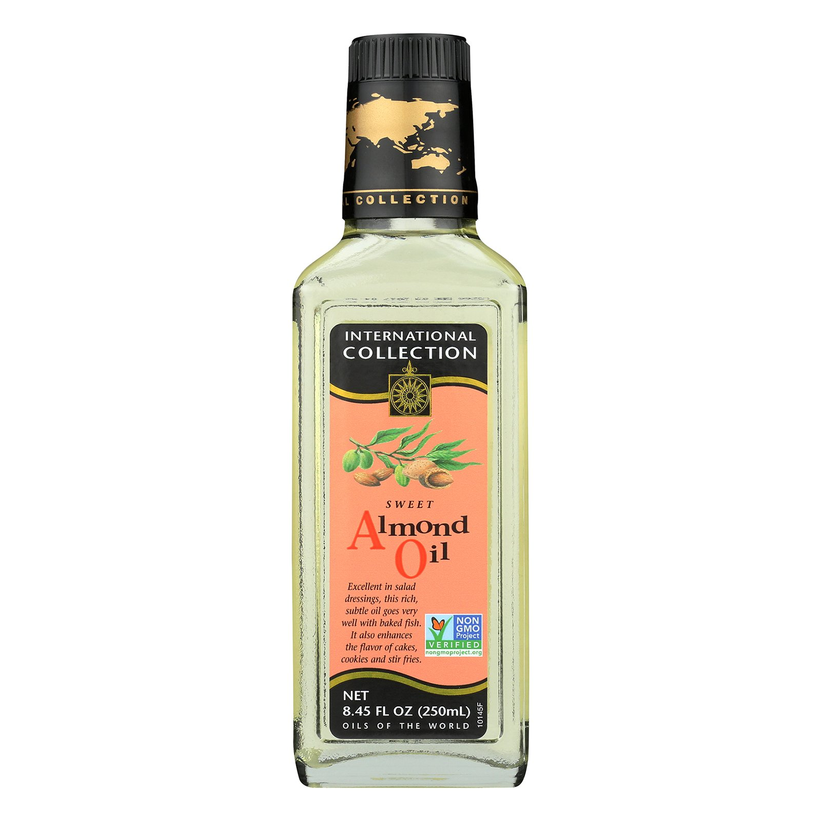 International Collection Almond Oil Sweet Case Of 6