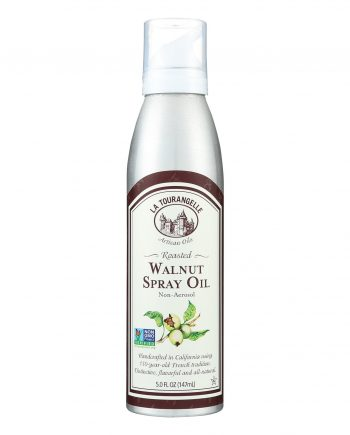 La Tourangelle Roasted Walnut Oil - Case of 6 - 5 Fl oz.