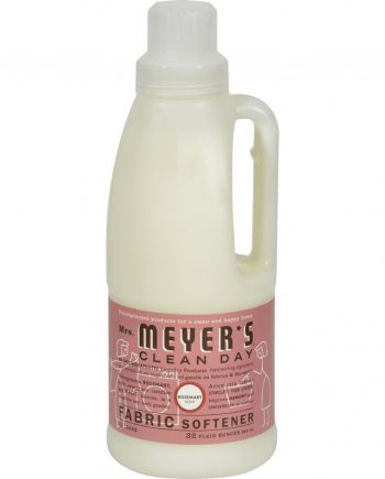 Mrs. Meyer's Fabric Sofenter - Rosemary - Case of 6 - 32 oz