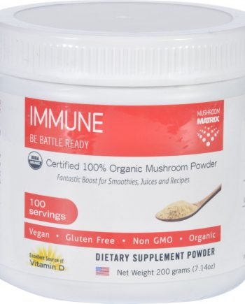 Mushroom Matrix Immune Matrix - Organic - Powder - 7.14 oz
