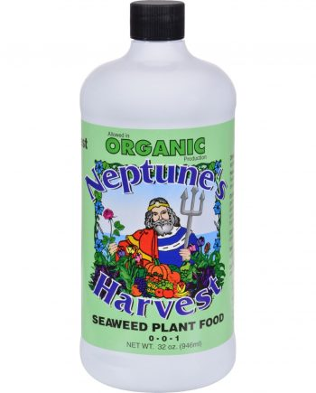 Neptune's Harvest Seaweed Fertilizer - Green Label - 32 oz