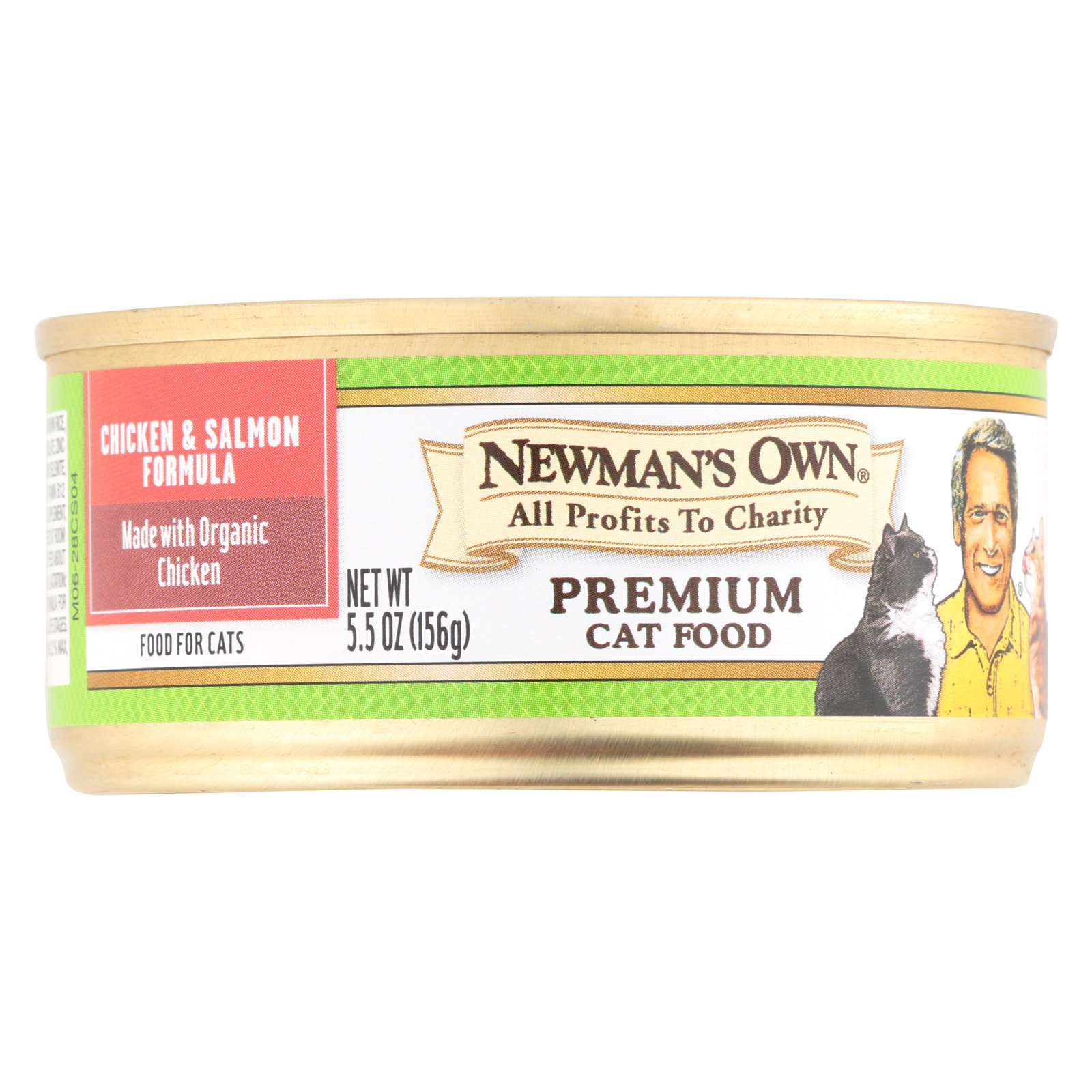 Newman S Own Dry Cat Food