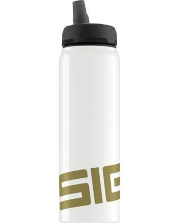 Sigg Water Bottle - Active Top - Gold - .75 Liter
