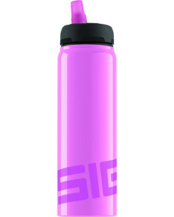 Sigg Water Bottle - Active Top - Pink - .75 Liter