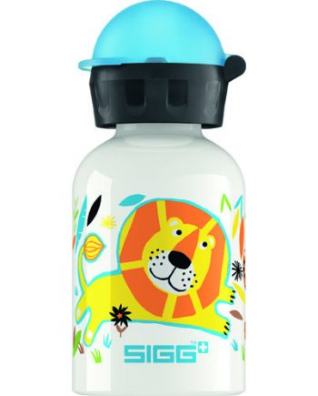 Sigg Water Bottle - Jungle Family - .3 Liters - Case of 6