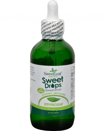 Sweet Leaf Liquid Stevia - 4 fl oz