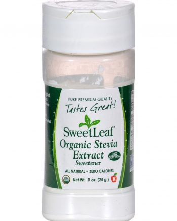 Sweet Leaf Stevia Extract - 0.9 oz