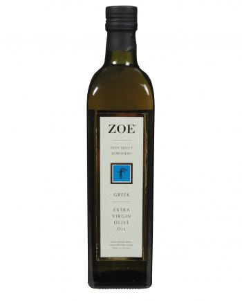 Zoe Diva Greek Olive Oil - Case of 6 - 25.5 Fl oz.
