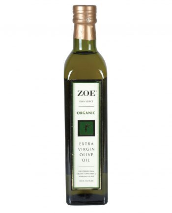 Zoe Olive Oil - Extra Virgin - Case of 6 - 500 ml