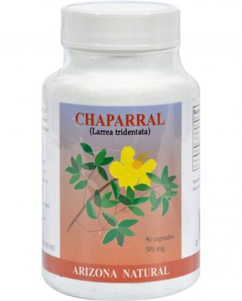 Arizona Natural Resource Chaparral - 500 mg - 90 Capsules