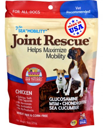 Ark Naturals Sea Mobility Joint Rescue Chicken Jerky - 9 oz
