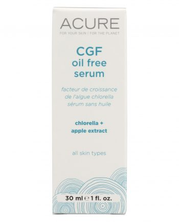 Acure Serum - CGF - 1 fl oz