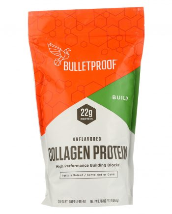 Bulletproof Collagen Protein - Upgraded - 16 oz