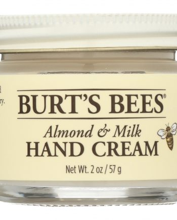 Burts Bees Hand Cream - Almond & Milk - 2 oz