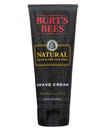 Burts Bees Shave Cream - Mens - 6 fl oz