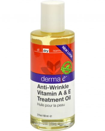 Derma E Vitamin A with E Wrinkle Treatment Oil - 2 fl oz