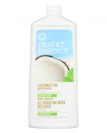 Desert Essence Coconut Oil Mouthwash - Coconut Mint - 16 fl oz