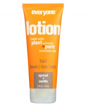 Everyone Lotion - Apricot Vanilla - 6 oz