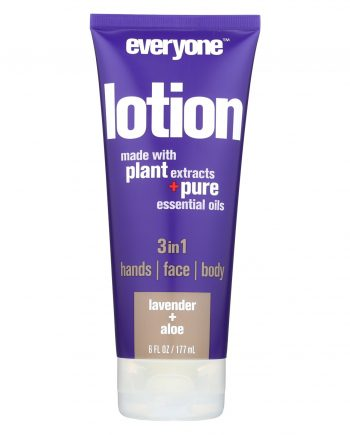 Everyone Lotion - Lavendar Aloe - 6 oz