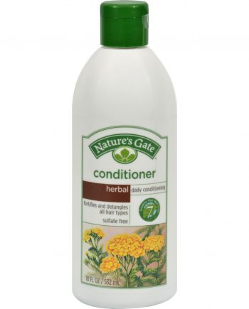 Nature's Gate Daily Conditioning Herbal Conditioner - 18 oz
