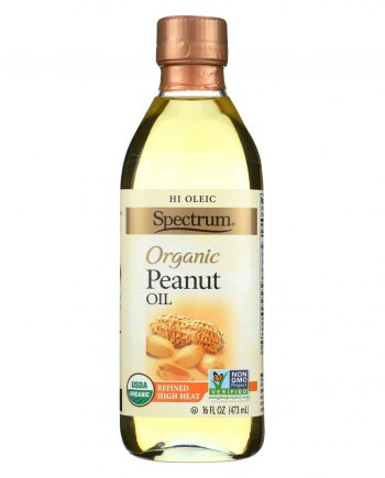 Spectrum Naturals Organic High Heat Peanut Oil - 16 fl oz