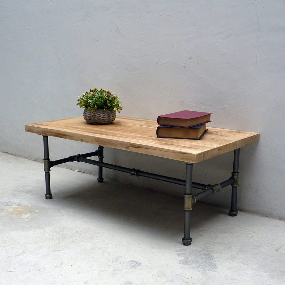 Corvallis Industrial Chic Coffee Table