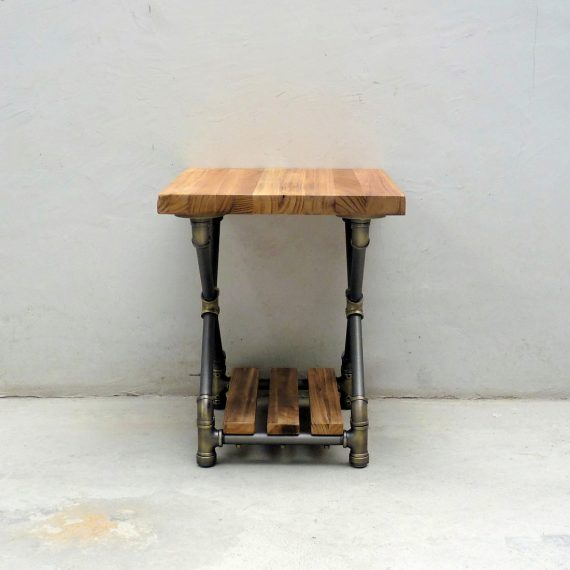 Houston-Industrial-Chic-Side-Table-STX1-BRGRNA-3