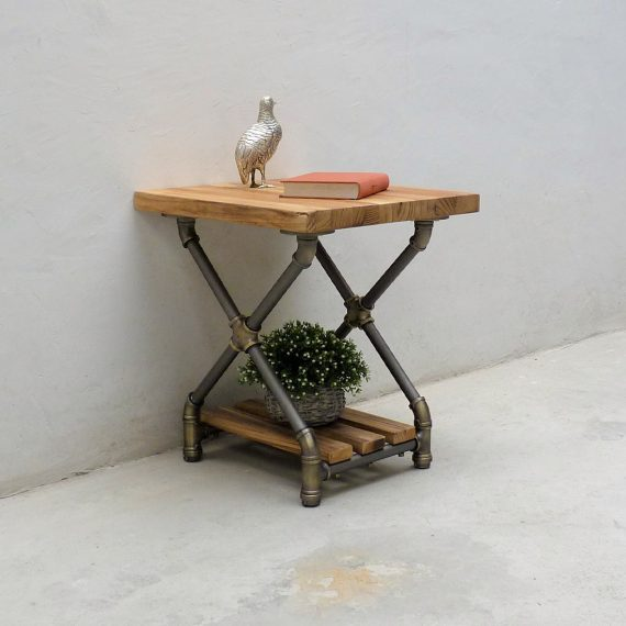 Houston-Industrial-Chic-Side-Table-STX1-BRGRNA-7