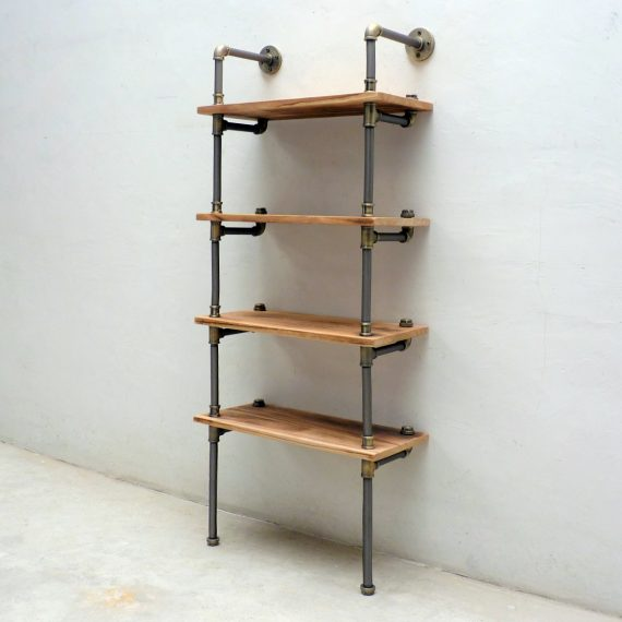 Sacramento-Industrial-Chic-Etagere-Bookcase-Display-TWBS1-BRGRNA-2