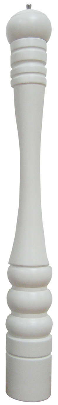 Pepper Mill - Java Mat White 31?''